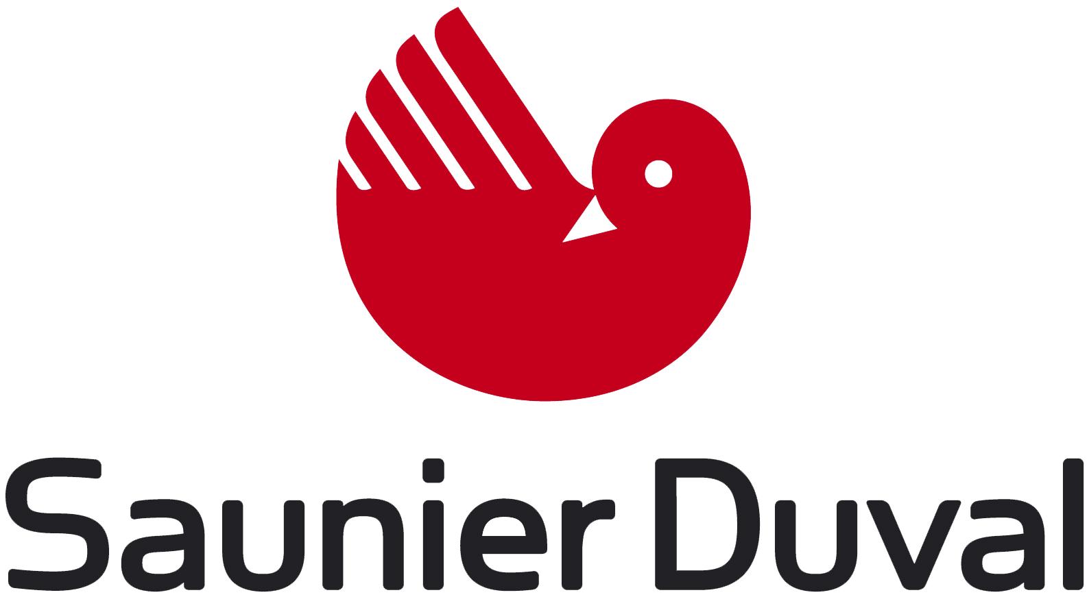 Saunier Duval logo leading brand for heating technology
